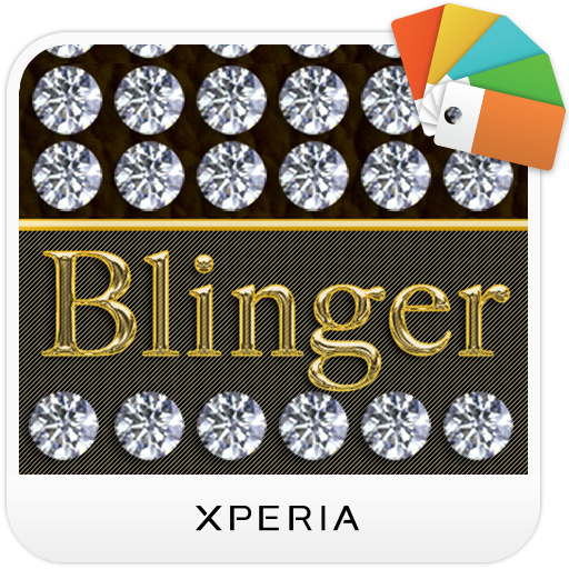 XPERIA™ Blinger Theme