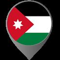 اراضي الاردن icon