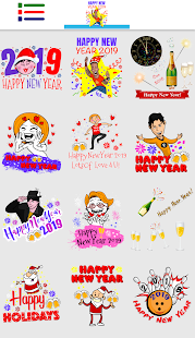 Love Stickers For Whatsapp as WAStickerApps Screenshot