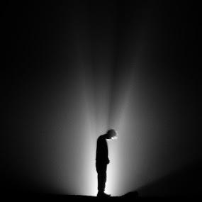 Sad Light by Miftachus Sa'idin - People Fine Art