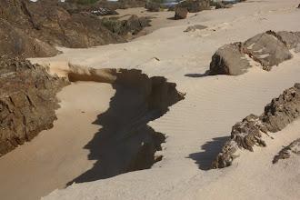 Photo: Year 2 Day 169 -  Sand Shelf on the Beach
