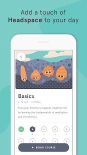 Headspace: Meditation & Sleep- screenshot thumbnail