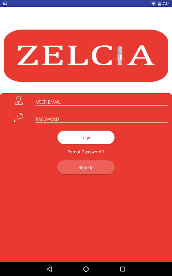 ZELCIA- screenshot