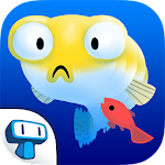 Bob - 3D Virtual Pet Blowfish For Kids Icon