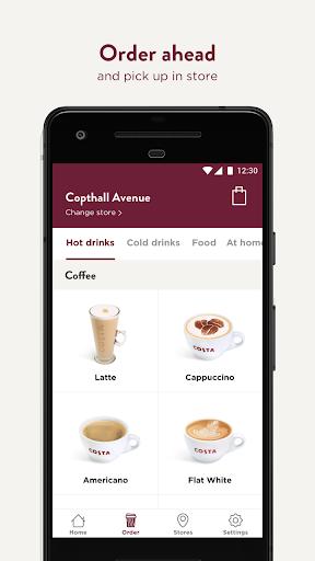 Costa Coffee Club 4.23.2 Screenshots 3