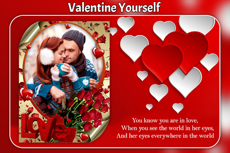 Download Valentine Yourself - Valentine Frames Photo For PC Windows and Mac apk screenshot 5