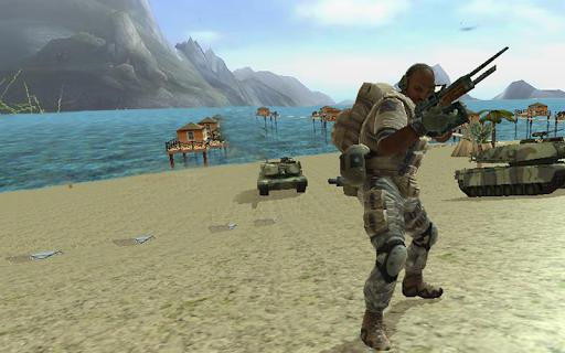 Commando Navy Agent - Encounter Killing Mission 3D 1.0 screenshots 1