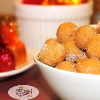 Carrot Yema Balls Recipe