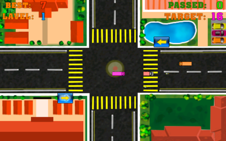 android Traffic Control Screenshot 7