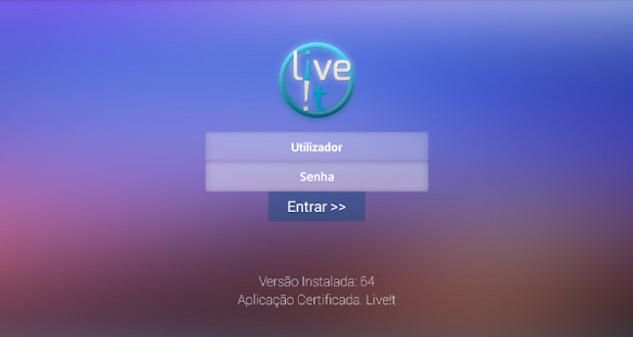 Liveit - APP - náhled