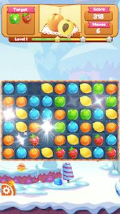 Fruit Splash : Fruit Mania Match 3 Puzzle Game - náhled