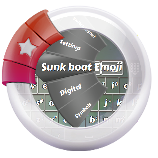 个人化のサンクボート絵文字 LOGO-記事Game