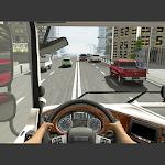 Truck Racer Icon