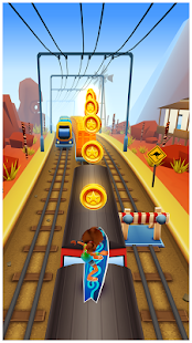 Subway Surfers – miniaturka zrzutu ekranu