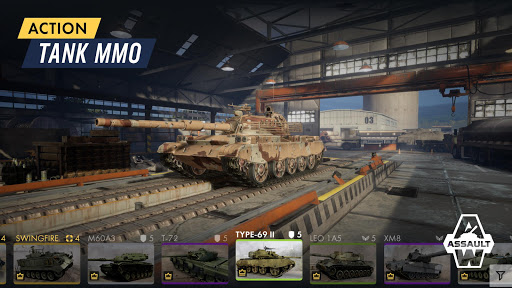 Armored Warfare: Assault screenshots 2