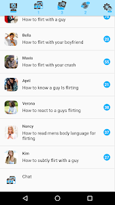 Flirt for females screenshot 9