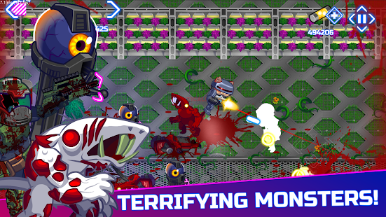 Armored Kitten: Cats vs. Zombies- screenshot thumbnail
