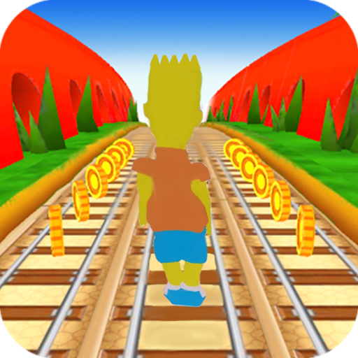 Bart Of Subway run