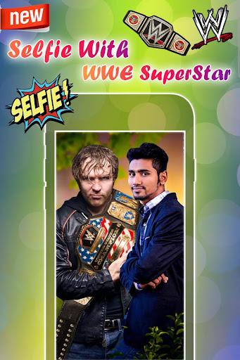 Selfie with WWE Superstars : WWE Photo Editor 2018 1.0 screenshots 2