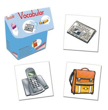 Vocabular - Skola, media och teknik - 7763-670-0