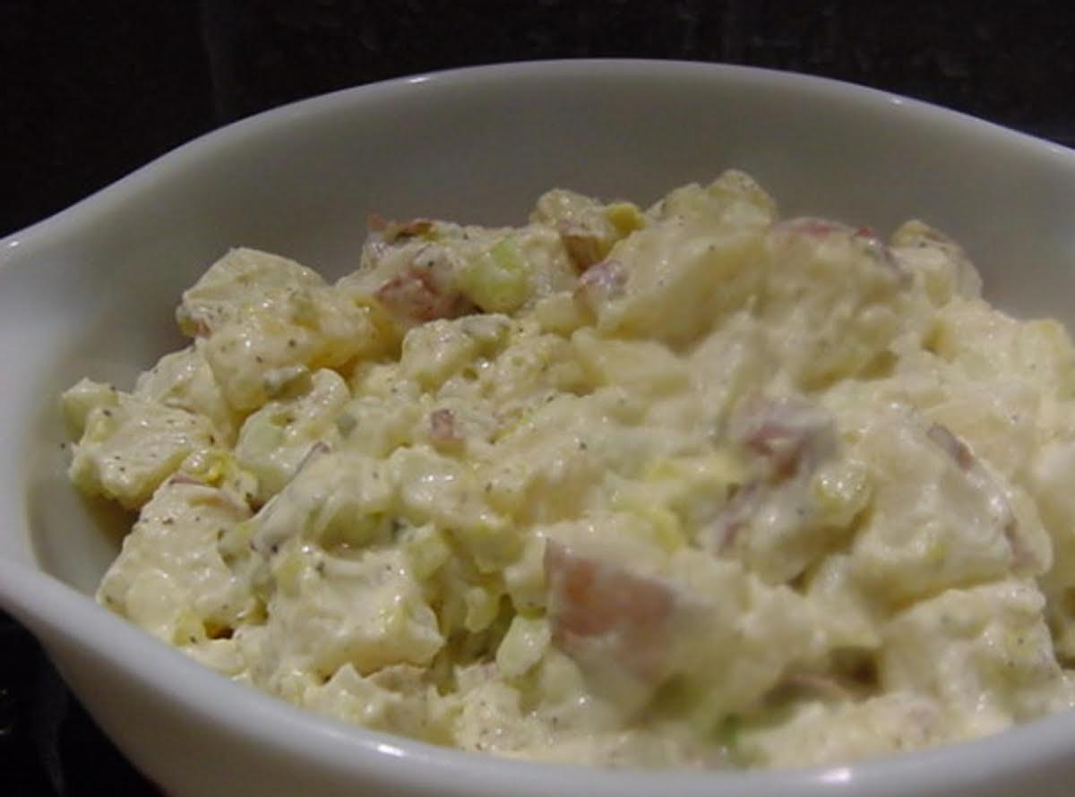 Southern Potato Salad Recipe No Egg