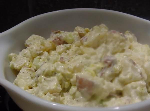 Bonnie's No Egg Potato Salad