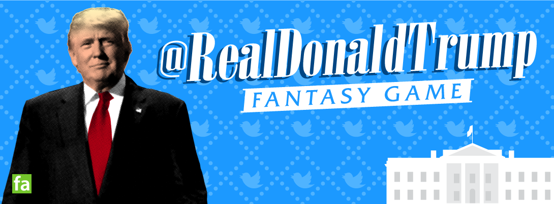 @realDonaldTrump Fantasy Game Season 2: Mueller Edition