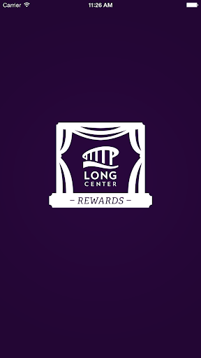 Long Center Rewards