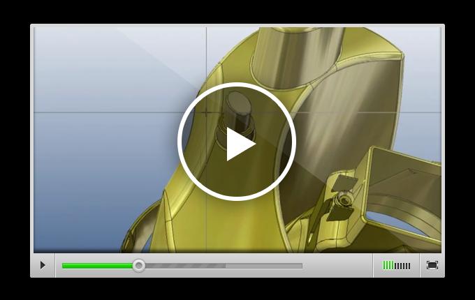 VISI Modelling- редактирование моделей