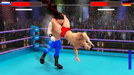Stars Wrestling Revolution 2017: Real Punch Boxing 2.2 screenshots 3