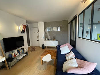 Studio meublé 31,16 m2