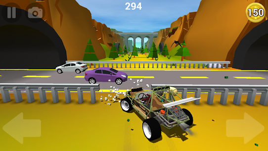 Faily Brakes MOD APK 23.2 [Unlimited Money + Unlocked] 6