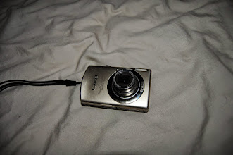 Photo: $30, Canon SD1100IS with case