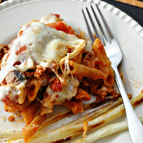 10 Best Baked Penne Pasta With Ground Turkey Recipes | Yummly