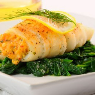 Stuffed Sole Recipe