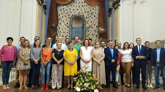 """María López: """"Es el momento de dar un paso al frente desde la Mancomunidad"""""""