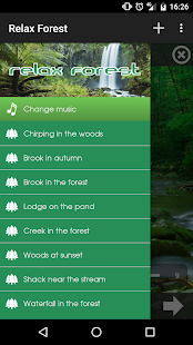 Relax Forest ~ Nature Sounds- screenshot thumbnail