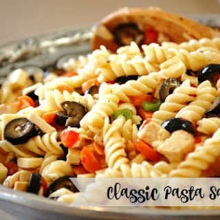 Italian Marinated Vegetable Pasta Salad Recipes