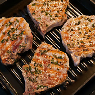 Fresh Basil Pork Chop Recipes