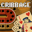 Cribbage Club (free cribbage app and board) icon