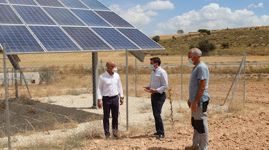 La pedanía Cañadas de Cañepla en María ya tiene garantizada el agua potable