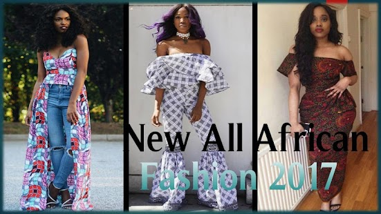 New All African Fashion 2017 - náhled