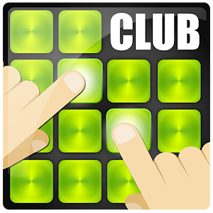 Dj electro club sound pad for PC and MAC