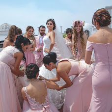 Wedding photographer Cuauhtémoc Bello (flashbackartfil). Photo of 02.06.2017