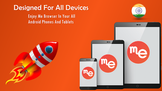 Me Browser Mini Fast App Download For Android and iPhone 7