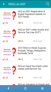 GST App, GST India Offline App- screenshot thumbnail