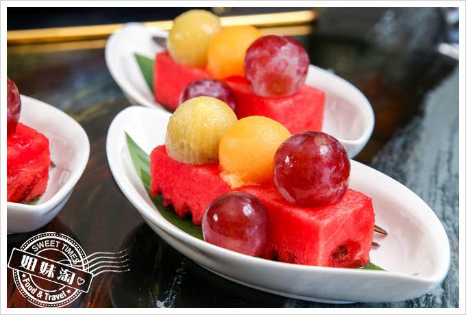 蒙娜麗莎海鮮鍋物水果