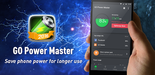 GO Battery Saver&Power Widget for PC