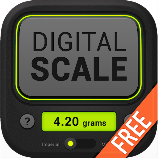 Digital Scale FREE  - weight estimator simulator