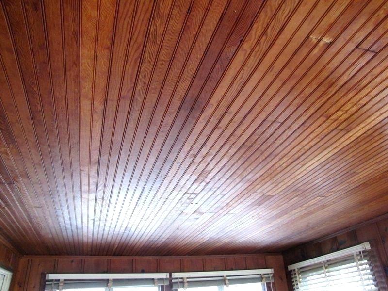 durable alternative to cedar beadboard